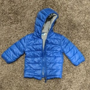 Baby, toddler Koala Kik lined puffer coat